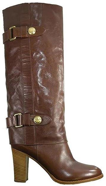 90e75e4212a Image Unavailable. Image not available for. Color  Coach Sage Women Boots Size  US 8 M ...