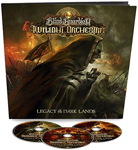 Blind Guardian - Legacy Of The Dark Lands (Limited Edition Earbook)