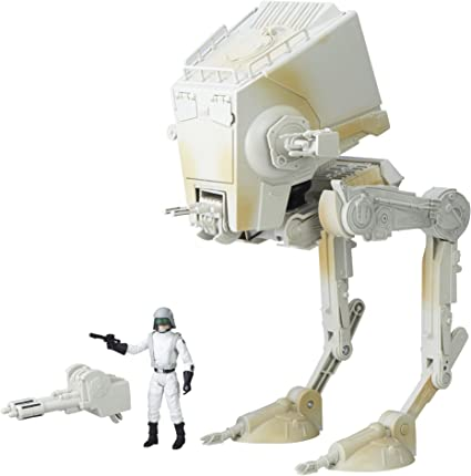 LOOSE COMPLETE STAR WARS BLACK SERIES AT-AT DRIVER 6 IN