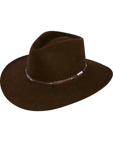 Stetson Men's 5X Pawnee Fur Felt Cowboy Hat