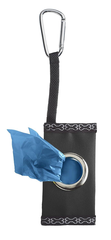 Black High Road Wag'nRide Poo Bag Caddy (Black)