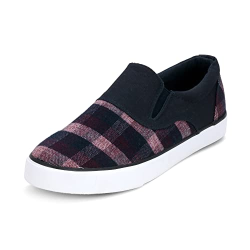 Froskie Men's Casual Blue/Red Canvas Shoes _FR-09: Buy Online at Low Prices  in India - Amazon.in