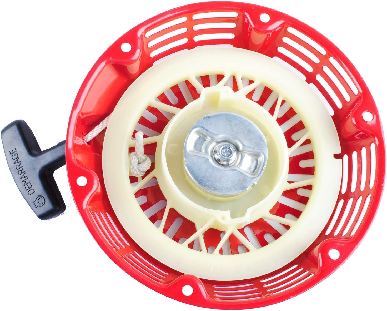 Pull Start Recoil Parts For Gas Generator Lawn Mower Honda Engine Motor Gx270