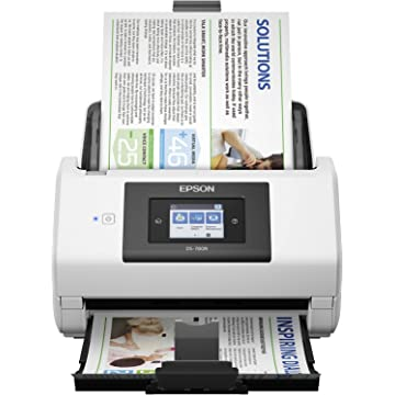 top selling Epson DS-780N Network Color