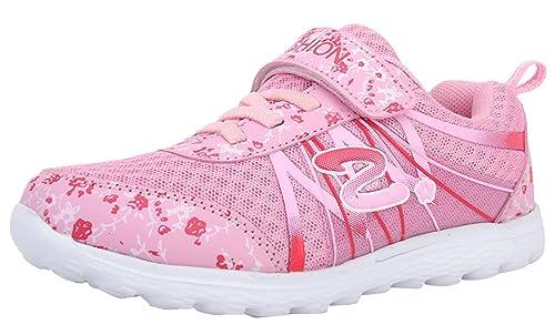 La Vogue Zapatillas Niña Chica Deportivo para Verano Antideslizante: Amazon.es: Zapatos y complementos