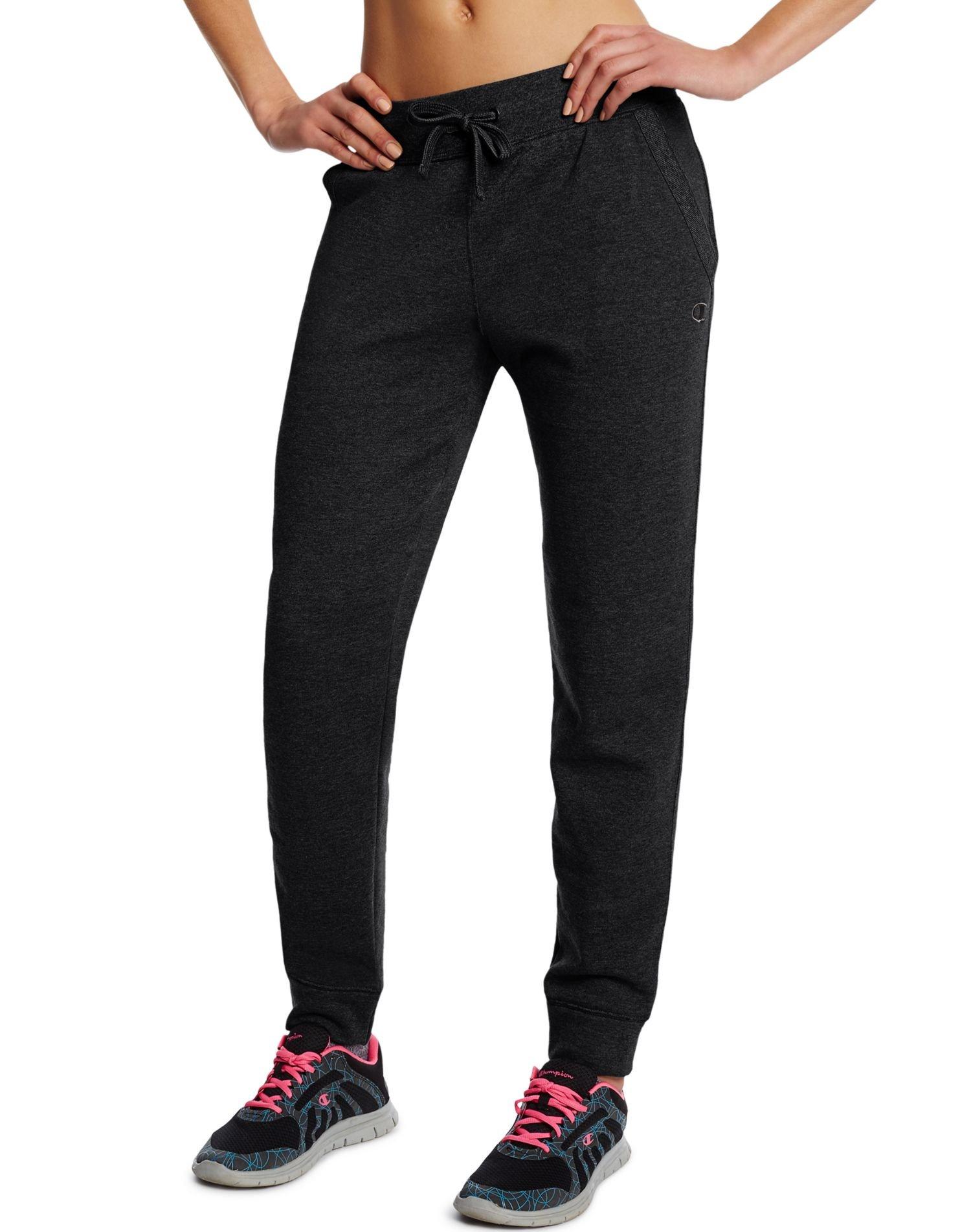 Champion Women's  Jogger, Black, Small