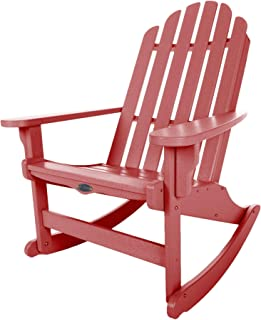 product image for Nags Head Hammocks Classic Adirondack Rocker, Red