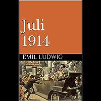 Juli 1914 (German Edition)