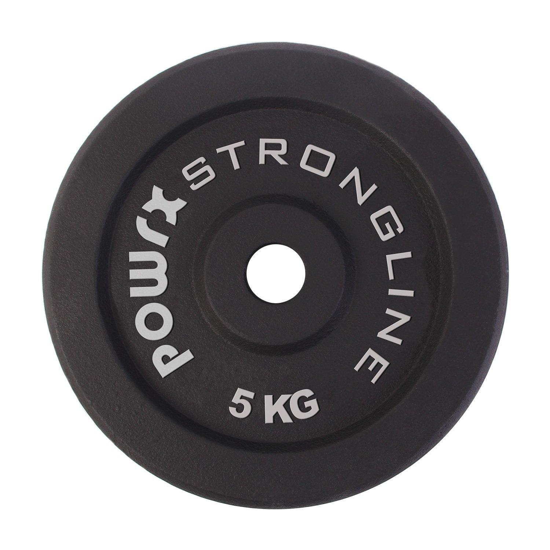 30 mm Poids dhalt/ères en Fer DE 2,5 kg /à 40 kg Disque dhalt/ères