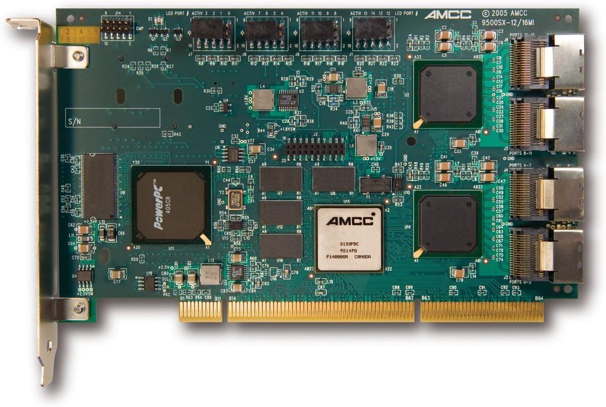 SerialATAII RAIDカード16ポート版 64bit PCI-X ARC-1160ML