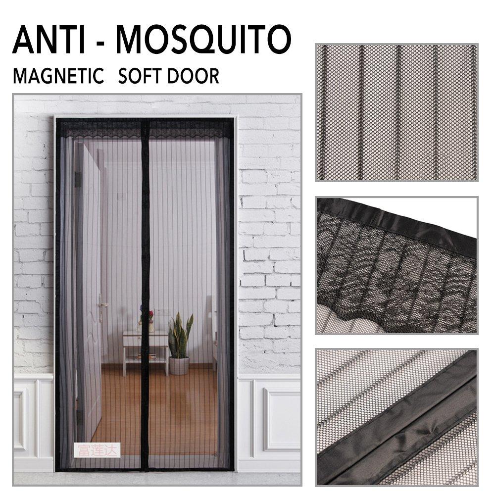 Mosquito Net Door Mastertool Mesh Curtain Summer Anti Mosquito Door
