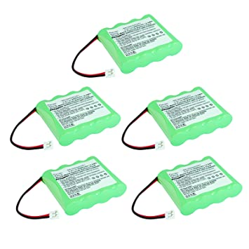 4.8V Baby Monitor Battery for Philips SBC-EB4880 Chicco Replaces CS-PHC463MB