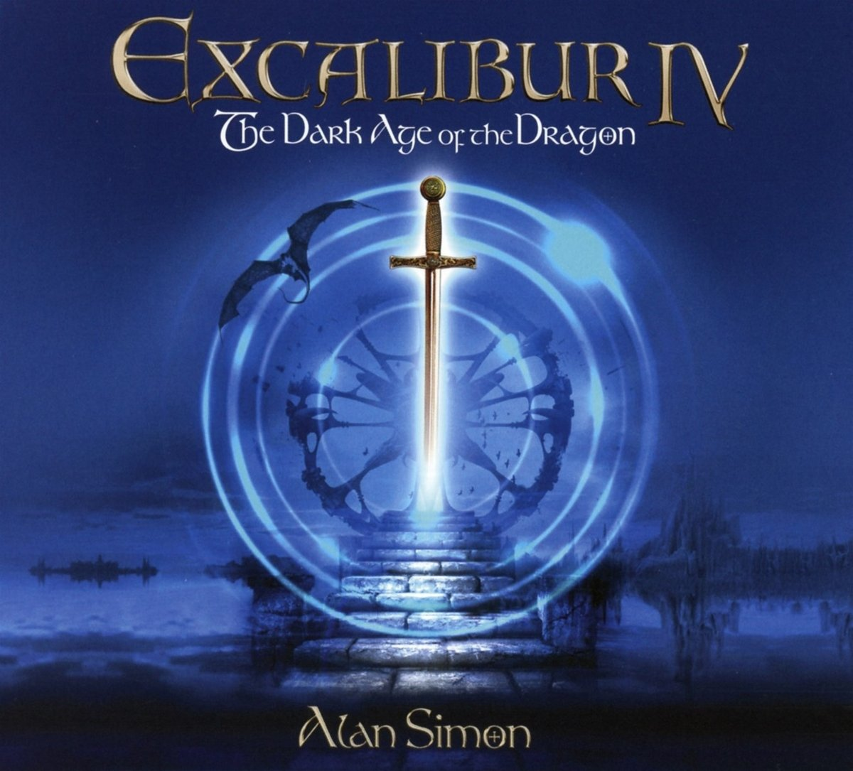 Excalibur IV Dark Age of The Dragon: Alan Simon, Alan Simon: Amazon.fr: Musique