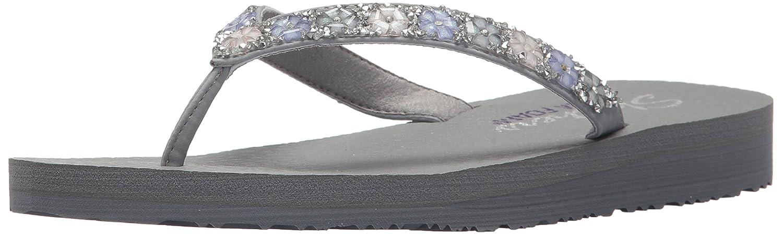 11348b997535 Skechers Cali Women s Meditation-Daisy Delight Flip-Flop