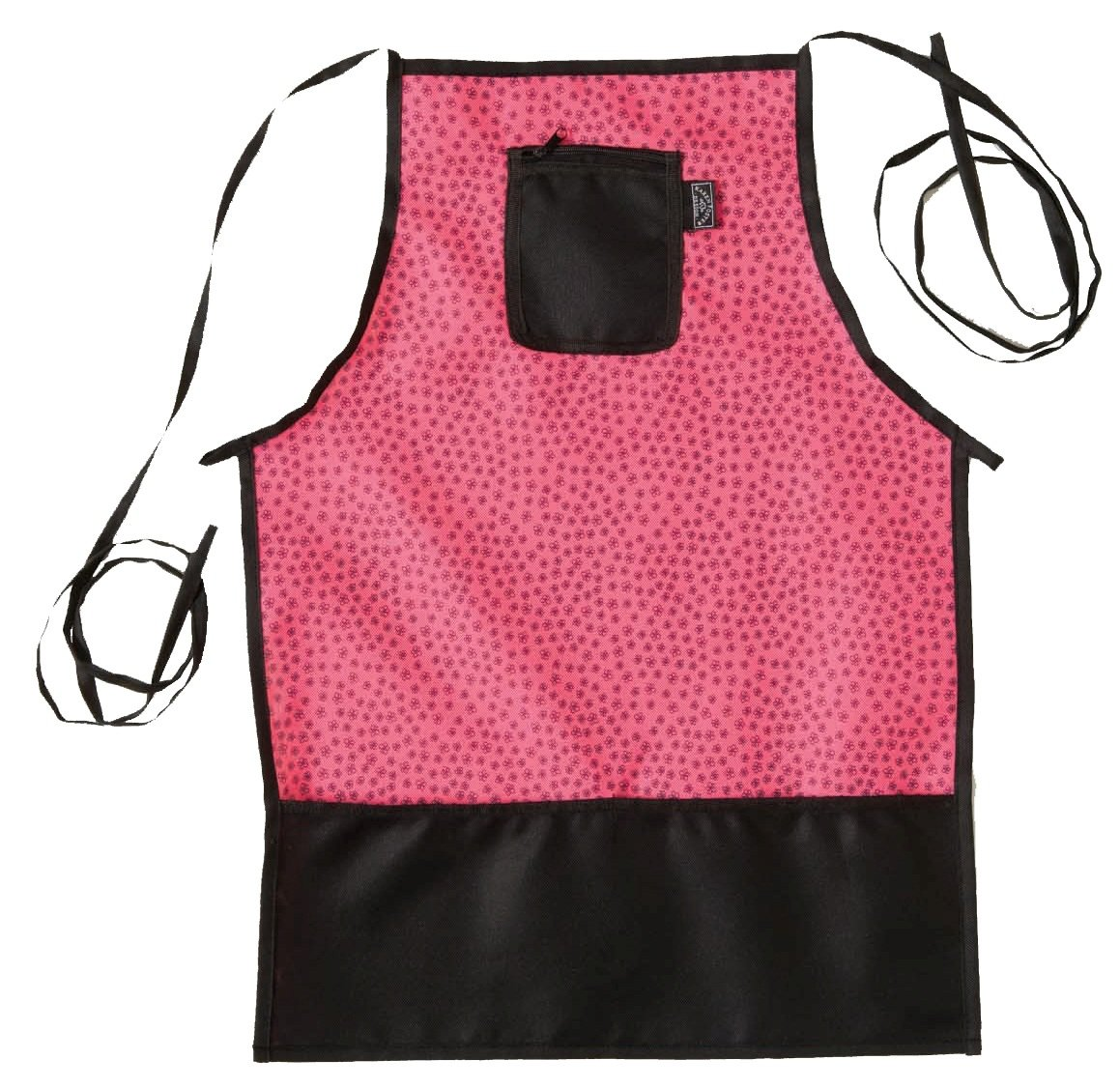 Karen Foster Design Water Resistant Lil Crafter Cover Apron with Pockets 2052