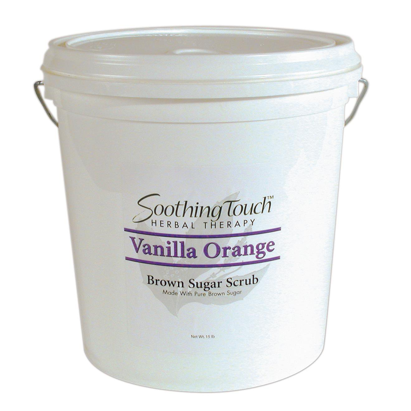 Soothing Touch W67364VO15 Brown Sugar Vanilla Orange, 15-Pound by Soothing Touch (Image #1)