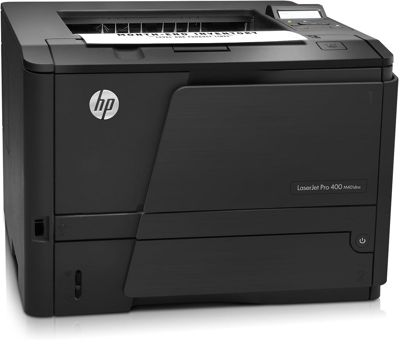 HP Laserjet PRO 400 M401DNE - Impresora Láser Blanco y Negro ...