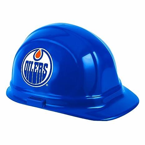 Amazon.com   NHL Edmonton Oilers Hard Hat   Sports   Outdoors b10bcdc2f47