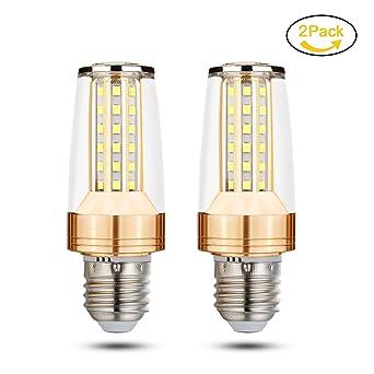 Bombillas LED E27, 10W 58 x 2385 SMD Lámpara LED, Equivalente a 100Watt Lámpara