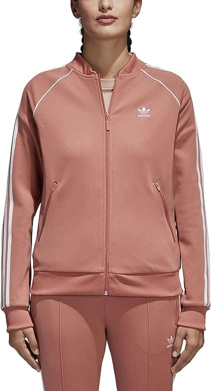 adidas SST Chaqueta, Mujer, SST, Ash Pink, 40: Amazon.es: Deportes ...