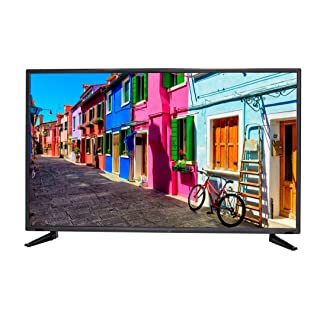 Sceptre 50 Inch 1080p LED HDTV X505BV-FSR MEMC 120hz VESA Wall Mount HDMI USB VGA Machine Black