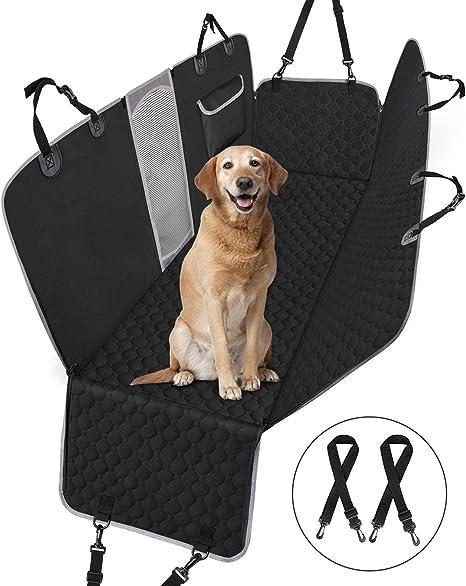 Housse siège couverture protection Arrière Voiture pr Chien Pet Animal griffer C