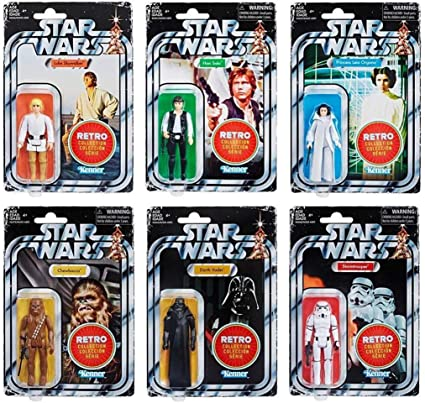 The Vintage Retro Collection Star Wars Stormtrooper