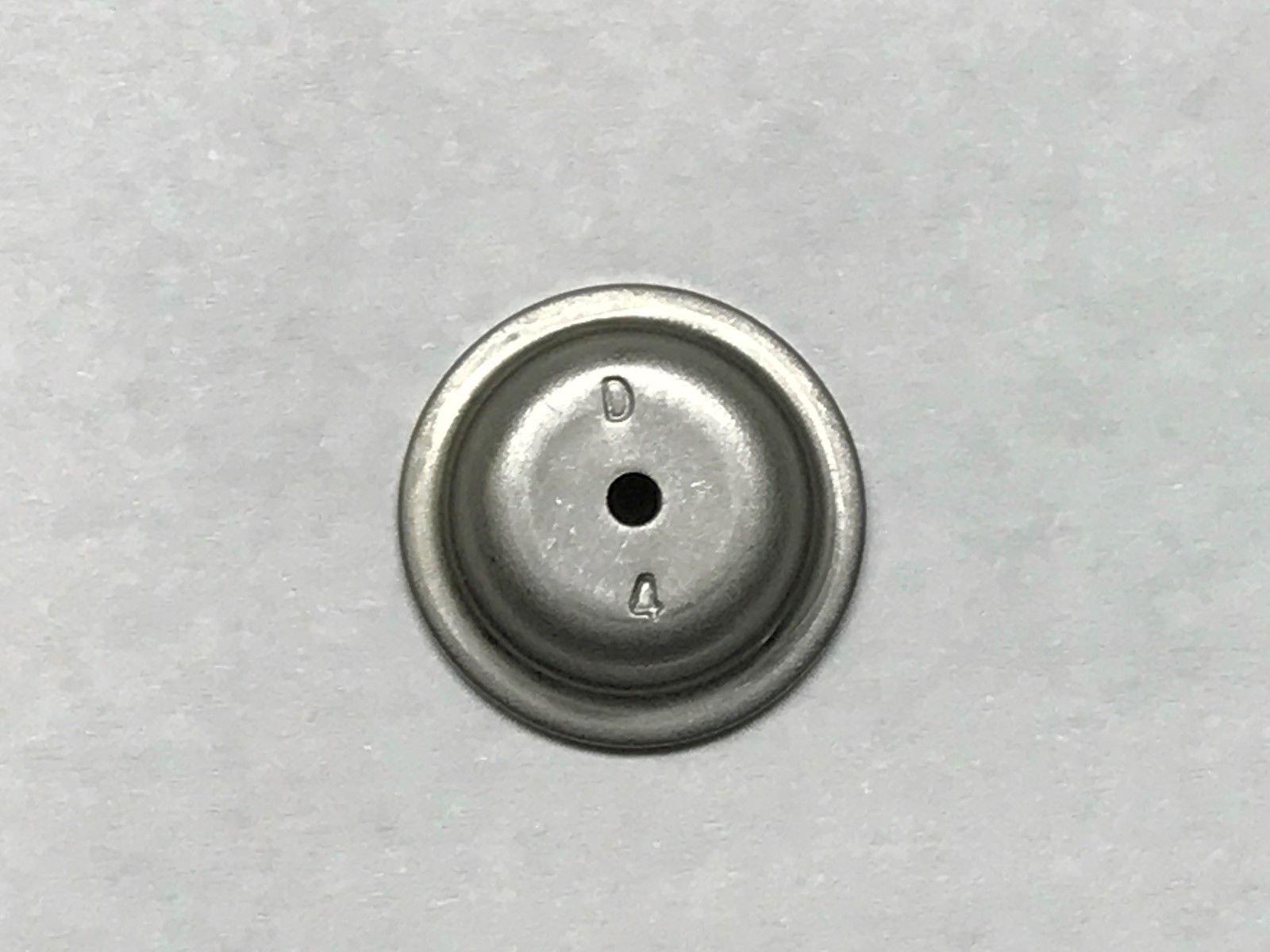 TEEJET DE4, Orifice Disc Stainless Steel,