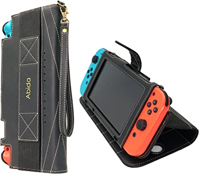 Nintendo Switch funda, ABIDA Nintendo Switch funda, Nintendo ...