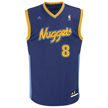 Adidas NBA Denver Nuggets Danilo Gallinari revolución 30 suplente réplica de la Camiseta, Hombre,