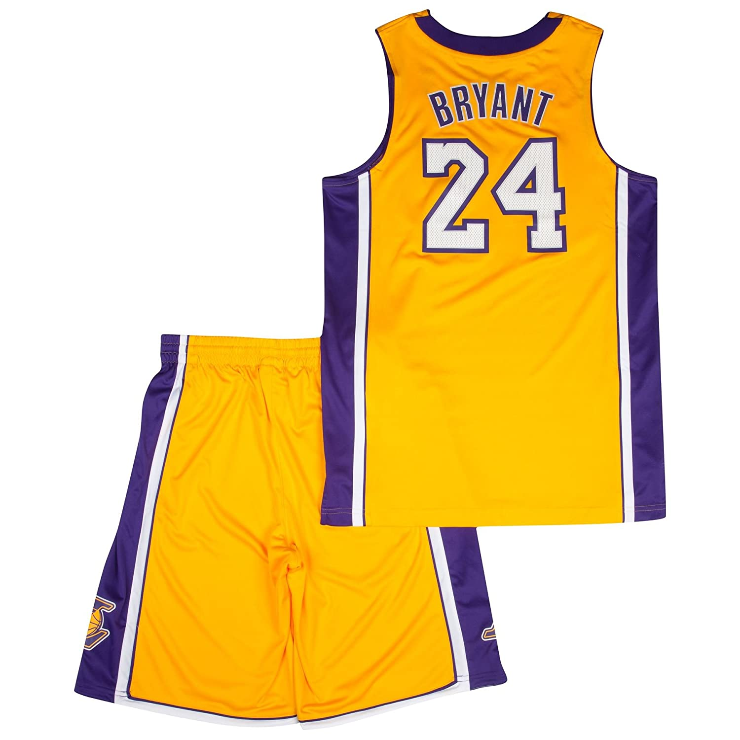 Adidas Ropa La Lakers Minikit Nba-Kbr 16a Junior: Amazon.es: Deportes y aire libre