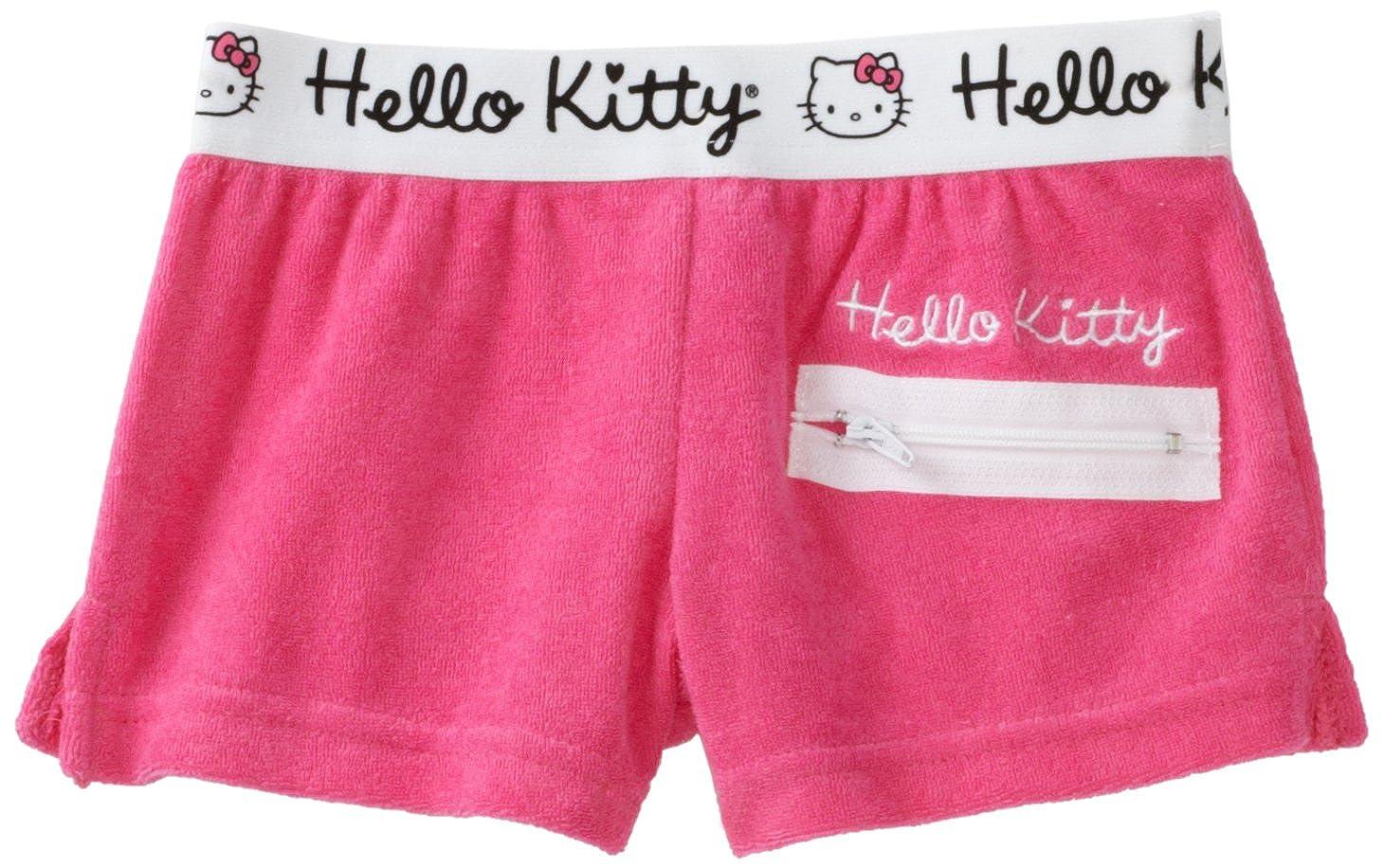 Hello Kitty Girls Little Little Terry Short 6322