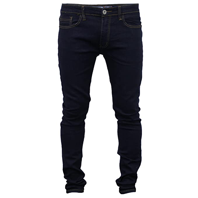 Amazon.com: Soul Star para hombre elegante Skinny Slim Fit ...
