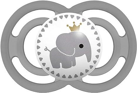 MAM 66304820 - Chupete perfecto 6-16 meses, neutral, color gris, Modelo surtido, 1 unidad: Amazon.es: Bebé