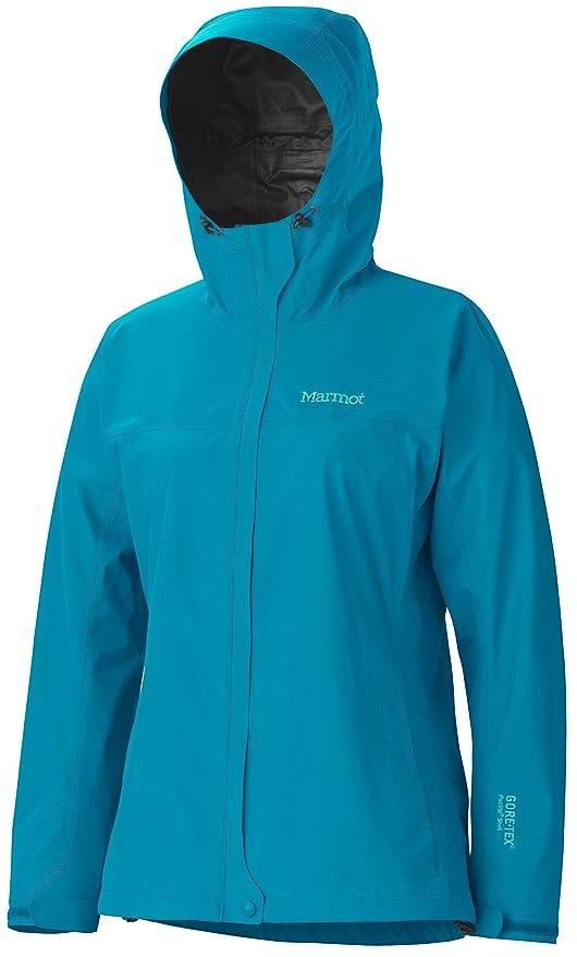 Marmot Jacke Minimalist - Cortavientos para mujer, color azul, talla XL: Amazon.es: Deportes y aire libre