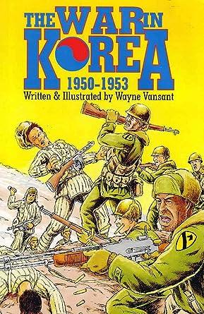 Amazon com: War in Korea, The #1 VF/NM