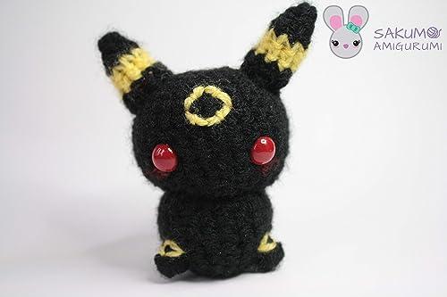 Crochet pattern Vaporeon | Sabrina's Crochet | 333x500