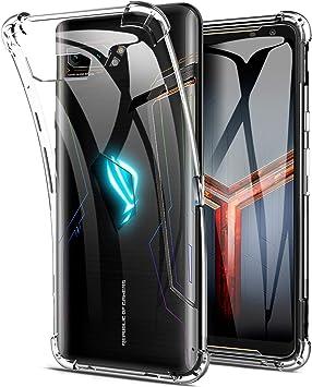 Yocktec Funda para ASUS ROG Phone 2, Funda Carcasa de Gel ...