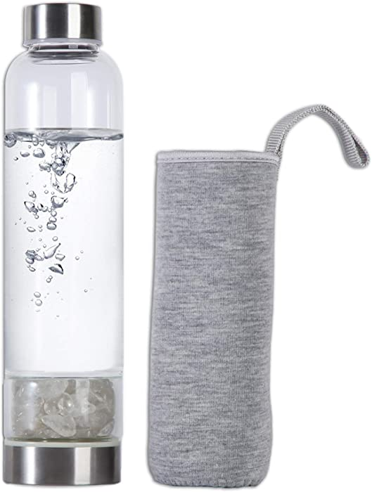 Top 10 Crystal Art Garden Water Bottle