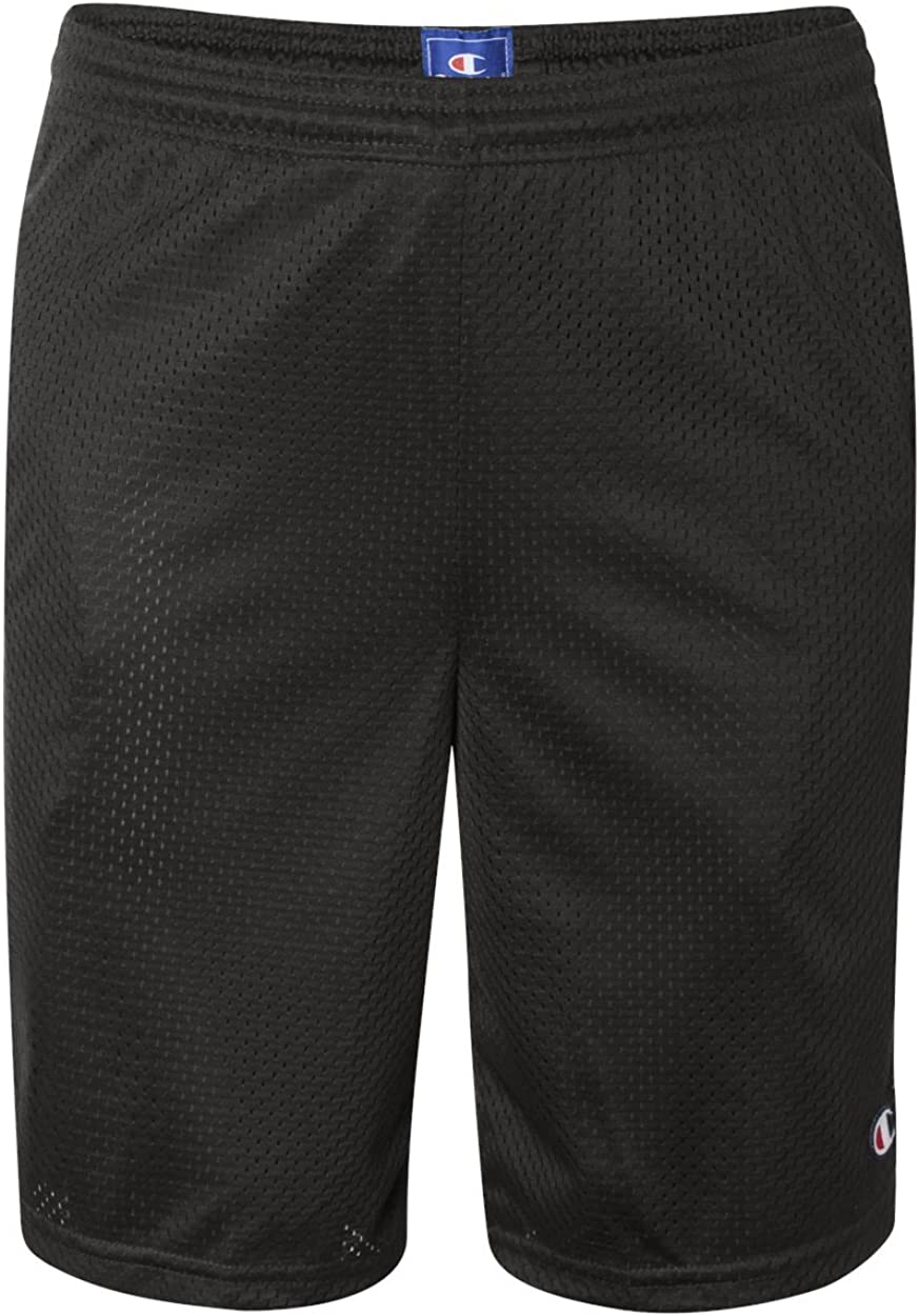 Champion Mens 3.7 oz. Mesh Short with Pockets(81622)