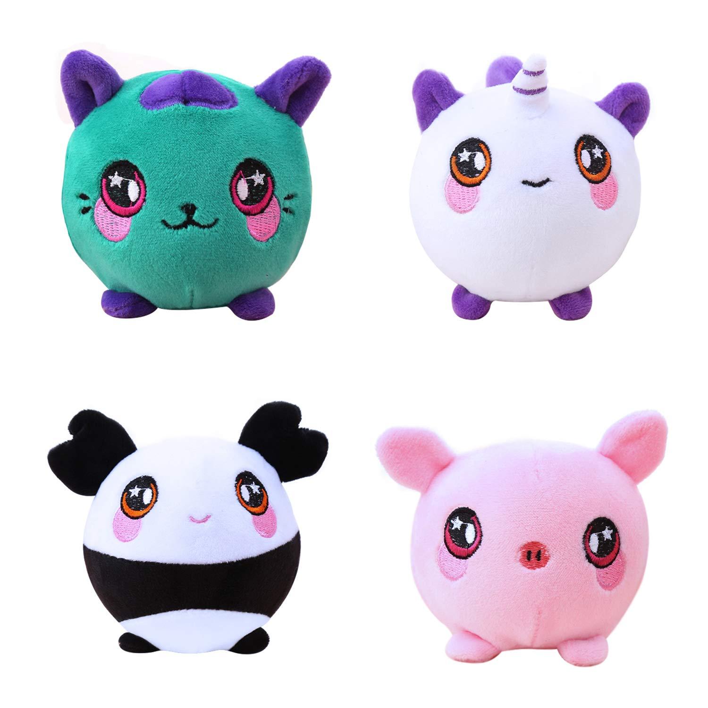 kids Squeeze Animal Squishies Squeezamals Plush Squishy Slow Rising Soft Toy UK