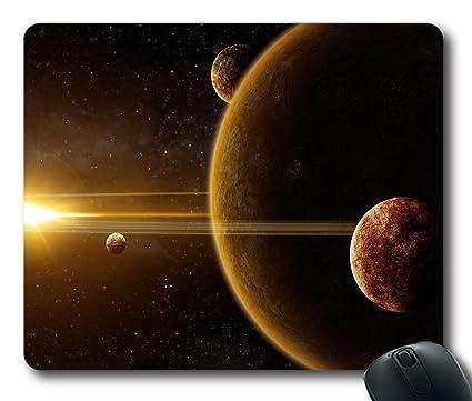 amazon com ucfo rectangle mouse pad custom large mouse pad rubber