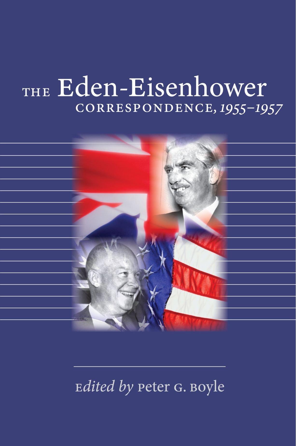 The Eden-Eisenhower Correspondence, 1955-1957 PDF