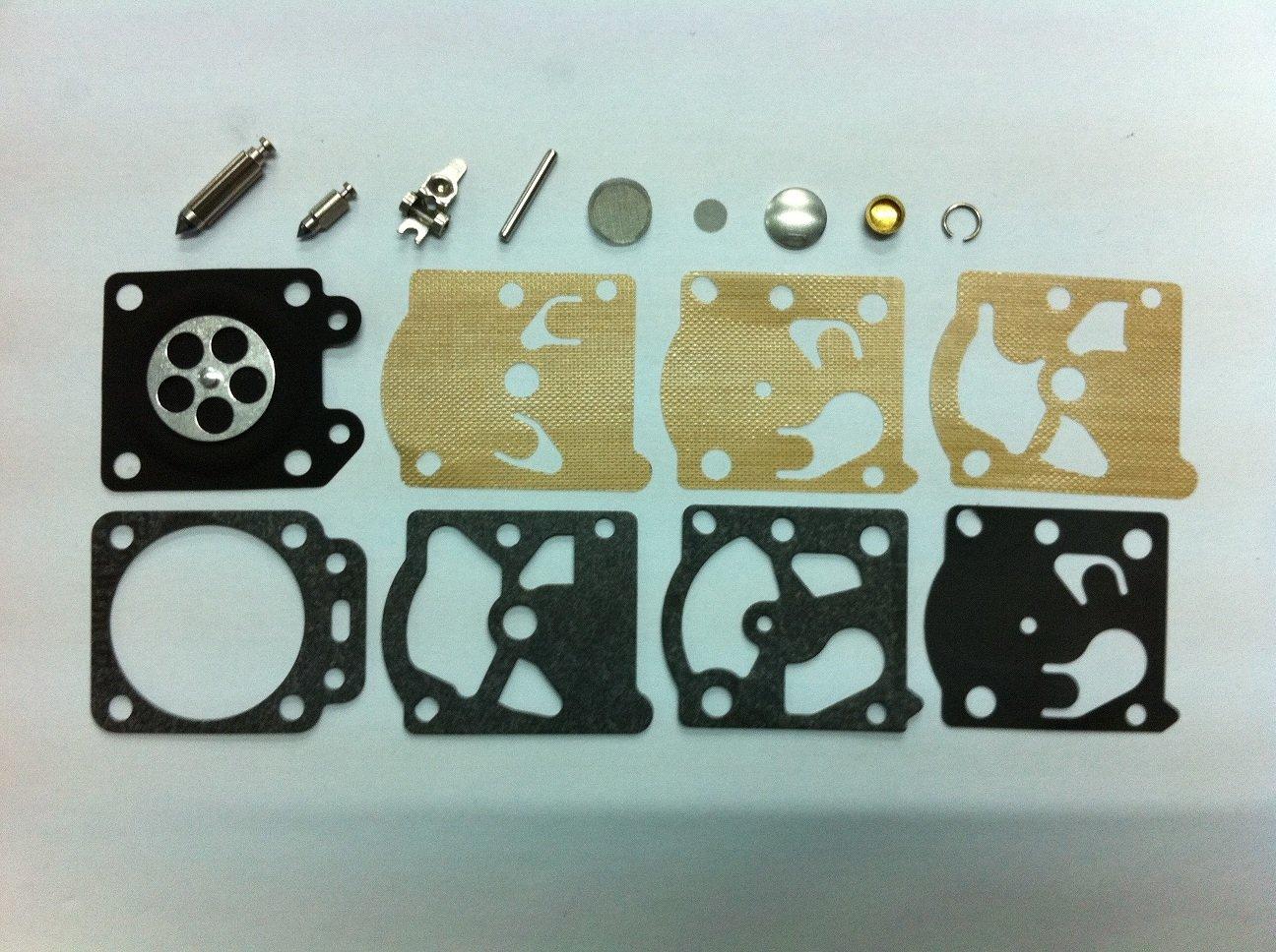 /R/éparation de carburateur Rebuild kit Remplace Walbro K24-wat pour Walbro Wt-274 1/et Wt-424 1/Carburateur Mod/èles Wt866/Wt924/Wt773/Wt775/Wt925/Wt973 STC Cts/