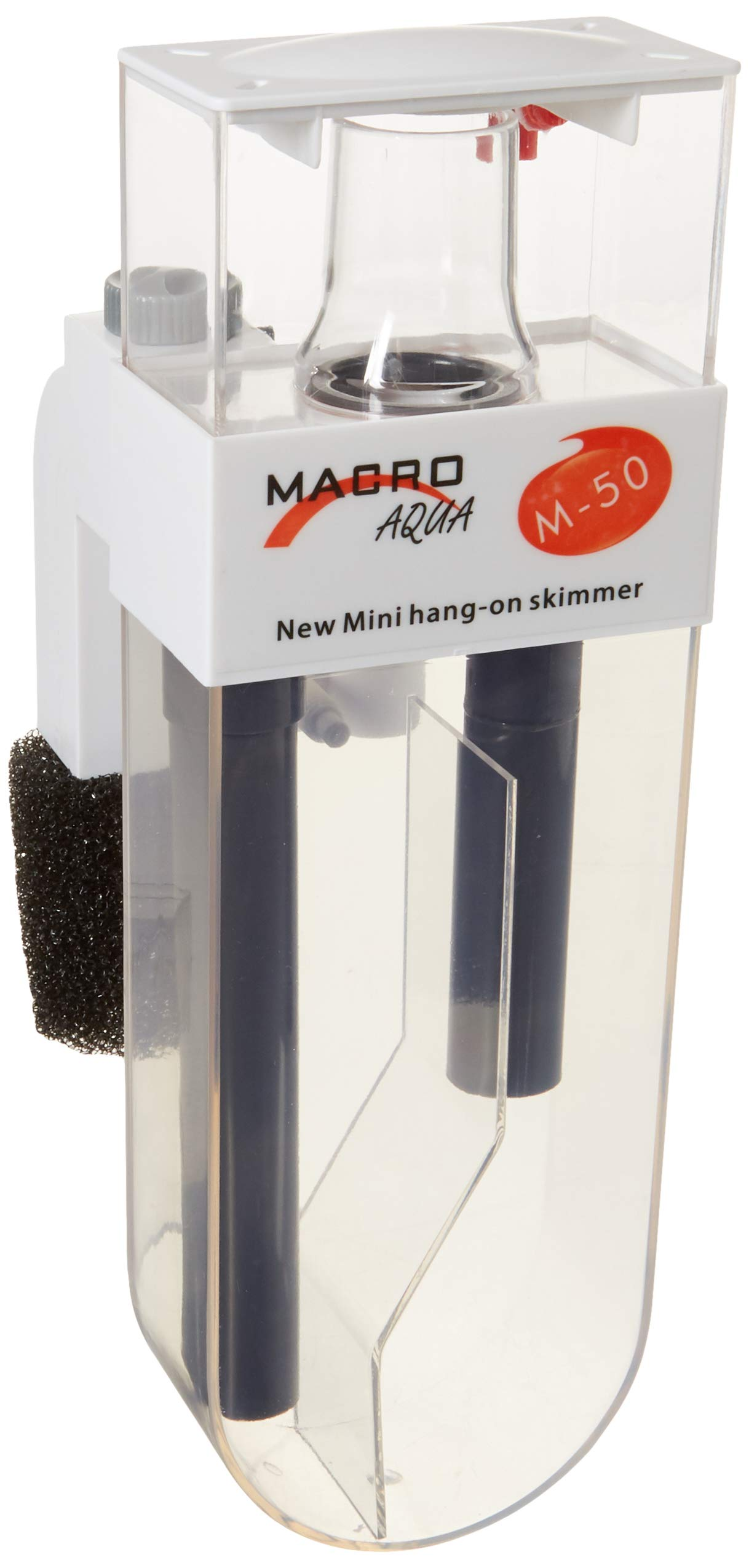 Macro Aqua M-50 Mini Hang-on External Protein Skimmer, 60 Gallon by Macro Aqua