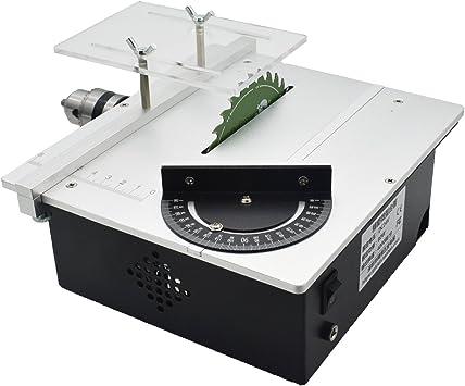 Mini sierra de mesa para manualidades, banco con fuente de ...