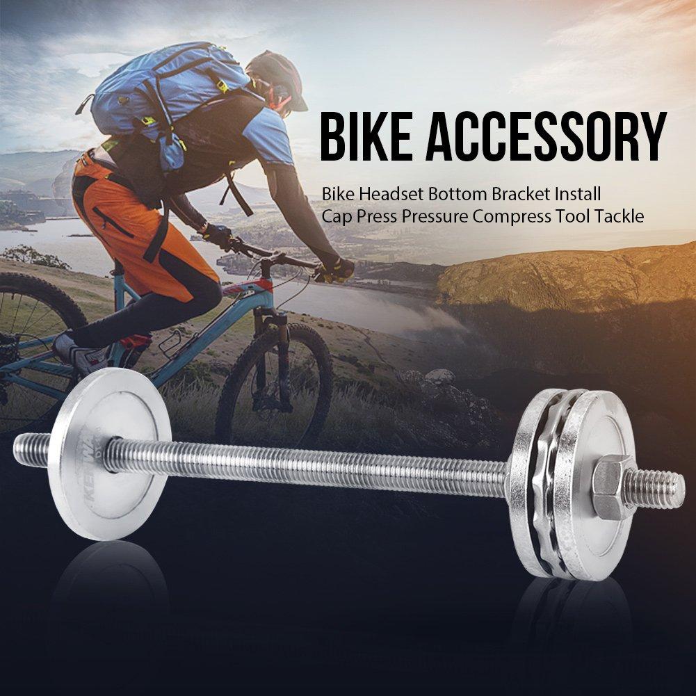 Herramienta de instalación de auriculares de bicicleta Herramienta ...