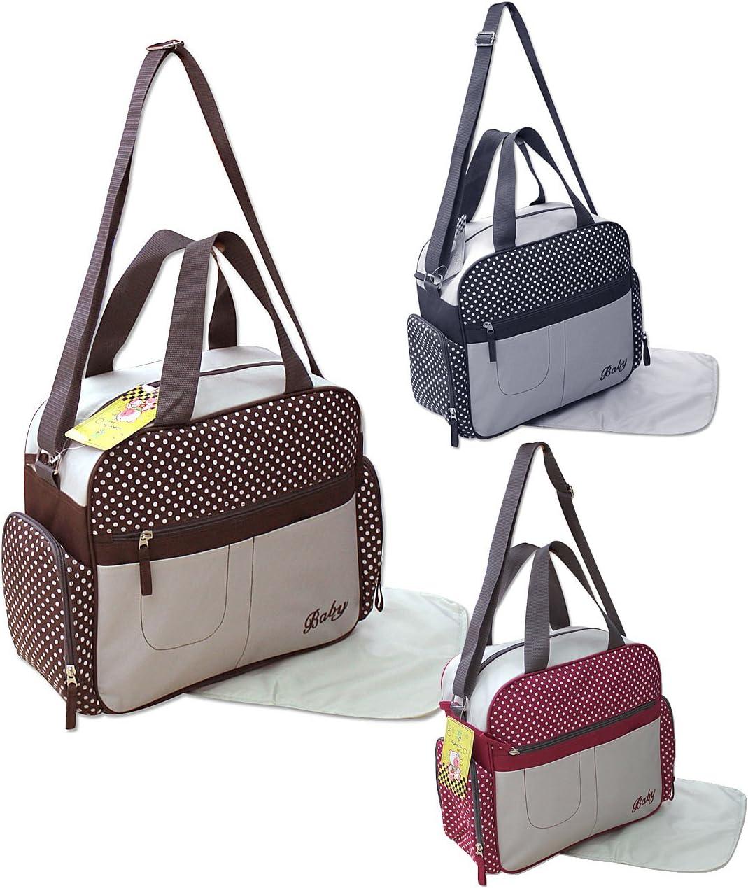 GMH 2 piezas bolsa de pa/ñales cambiantes bolsa beb/é bolsa de bolsa de pa/ñales de selecci/ón de color amarillento 2130