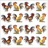 Jolee's Boutique Repeats Dimensional Stickers, Rooster