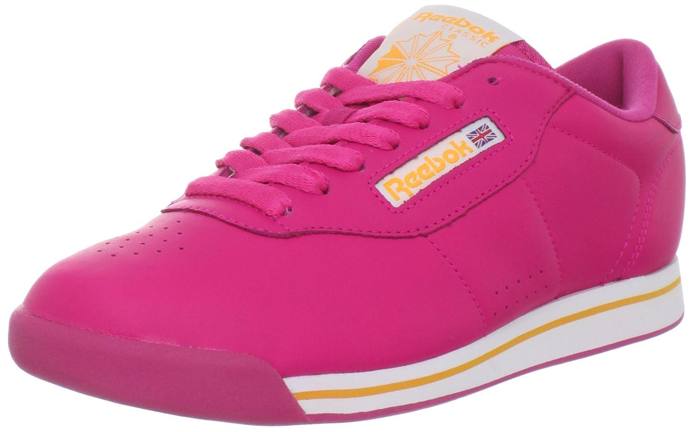 cf4911f18f20b Reebok Women s Princess Lace-Up Fashion Sneaker